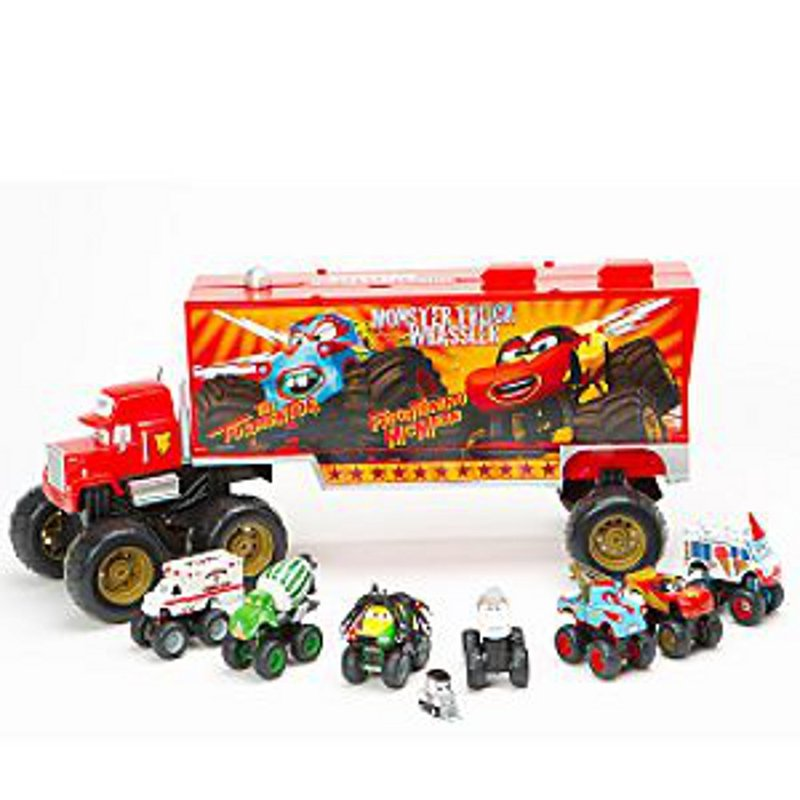 Cars And Trucks For Sale By Owner: Disney Pixar Cars Toons Monster Truck Mack Plus FREE RARE