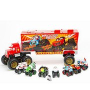 Disney Pixar Cars Toons Monster Truck Mack plus FREE RARE Diecast Cars